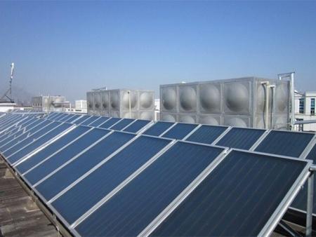 想要可靠的太阳能工程就找沈阳市天普新能源-太阳能热水器安装