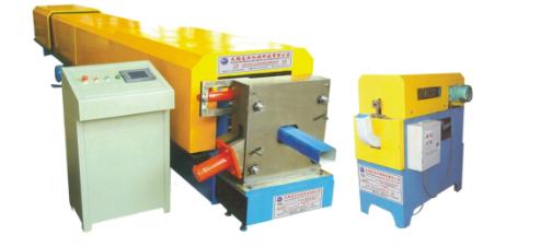 龙旺机械优良落水管机供应 彩钢落水管机