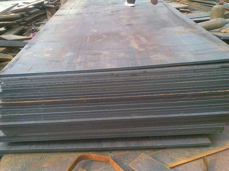 400耐磨钢板耐磨的原理_钢板火工矫正原理图解