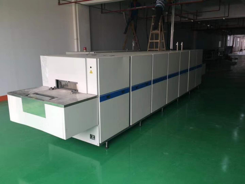 佛山600度高温隧道炉厂家红泰设备公司专业定制