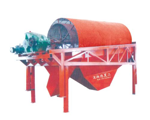 回收机定制-湘德夏工滚筒筛生产厂