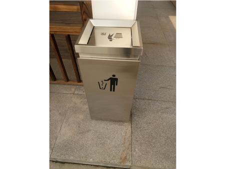 遼寧明代不銹鋼制品_專業的白鋼垃圾桶廠商_不銹鋼垃圾箱廠家