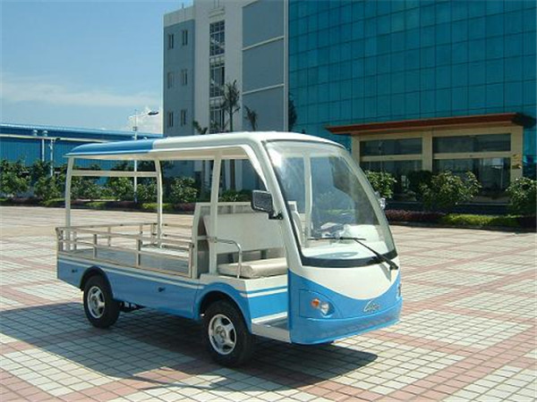 長沙電動觀光車_湖南實力可靠的8座位電動游覽觀光車經銷商