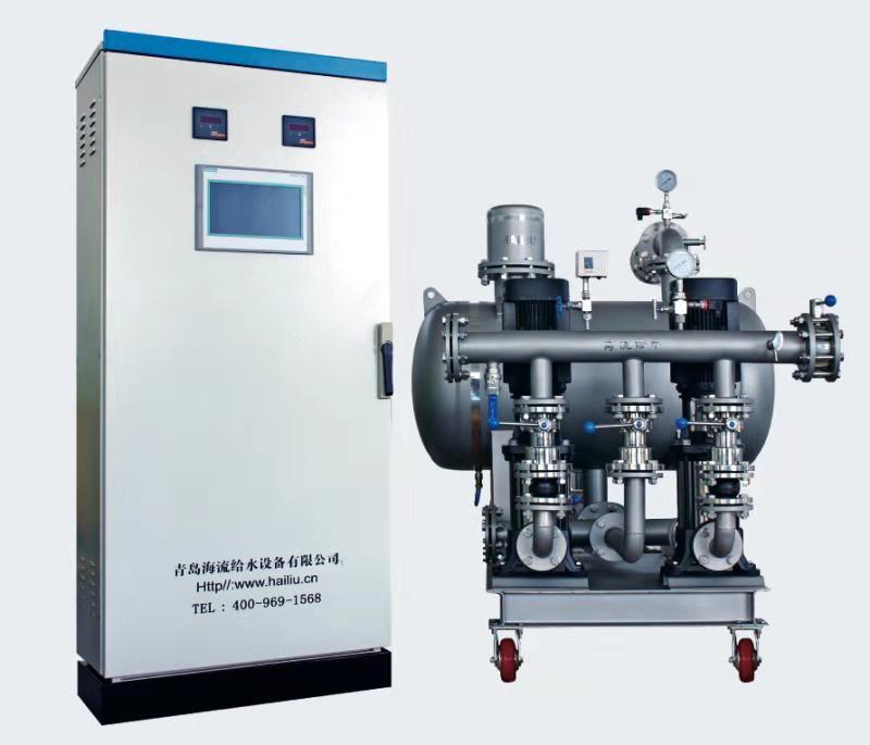 青岛无负压供水设备_二次供水设备备_变频恒压供水设备