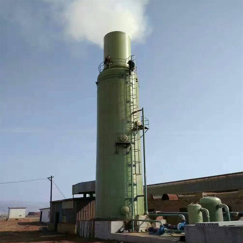 內蒙古玻璃鋼煙筒廠家-價位合理的玻璃鋼煙筒供銷