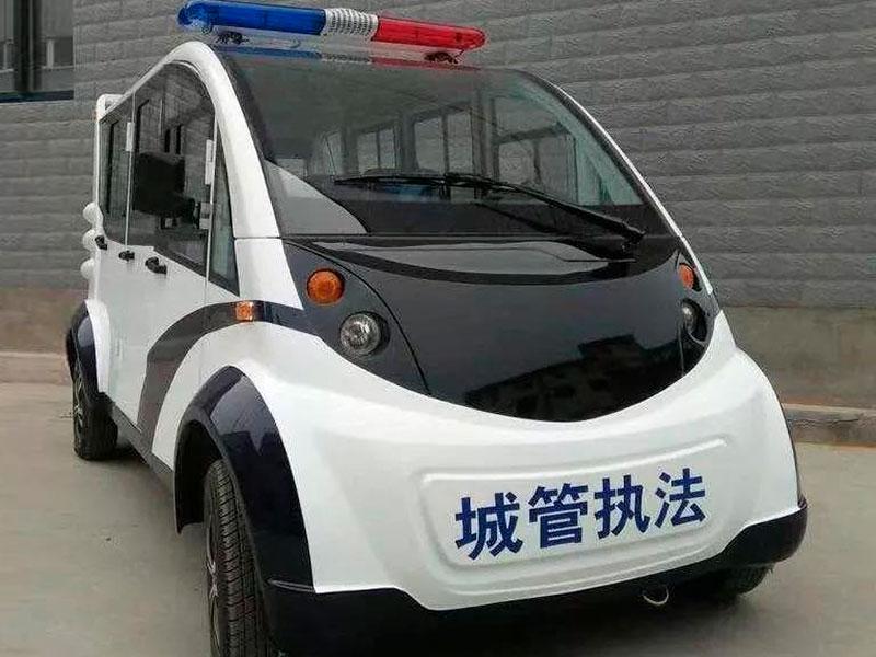 选实惠的新能源警用车,就到尚勇环保|商丘电动扫地车报价