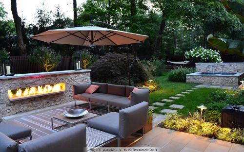 贵州家庭壁炉品牌-买性价比高的户外壁炉优选莱诺家居