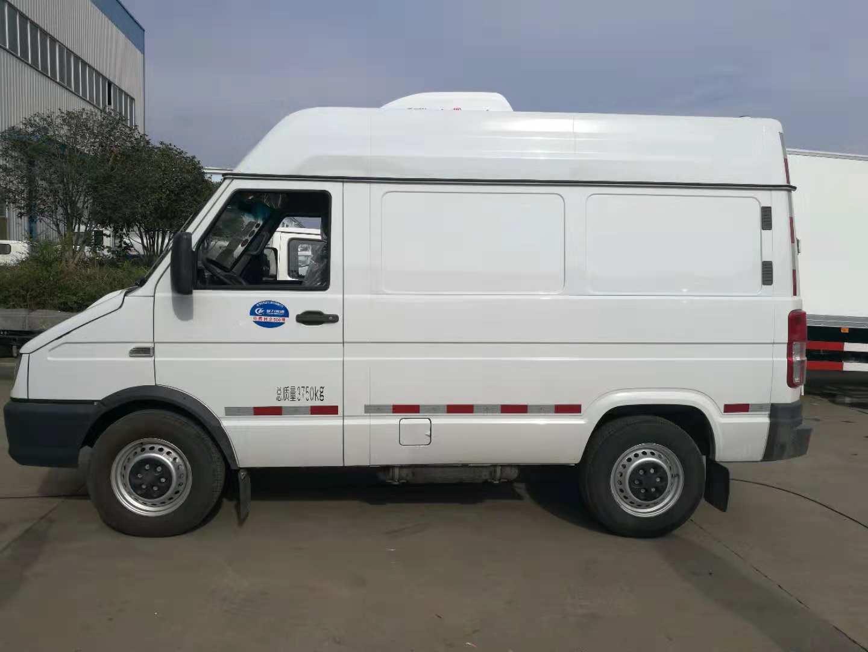 随州哪里有品质好的依维柯面包冷藏车(2.1米)供应,辽宁冷藏车