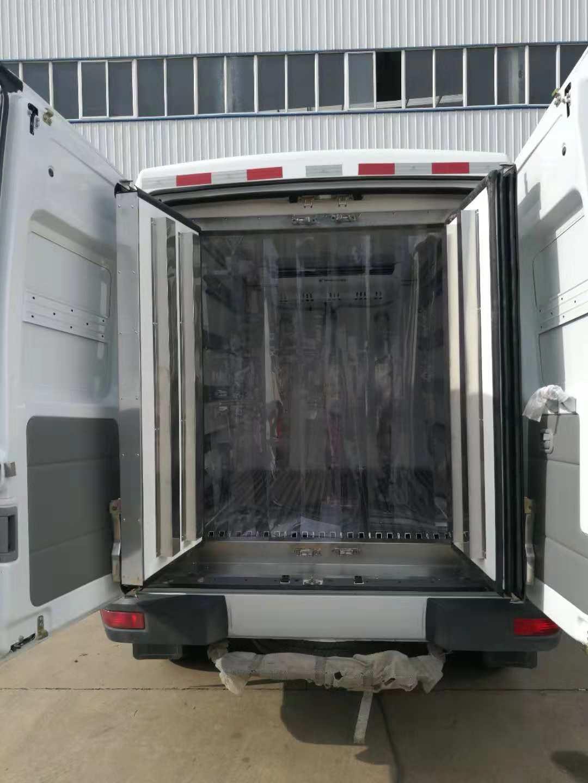 辽宁冷藏车-湖北口碑好的依维柯面包冷藏车(2.1米)供货商