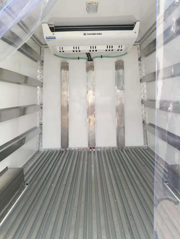 依维柯冷藏车哪家好|哪里能买到品质好的依维柯面包冷藏车(2.1米)