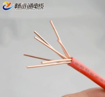 电线电缆BV16平方单股聚氯乙烯绝缘导线 国标百米铜单线