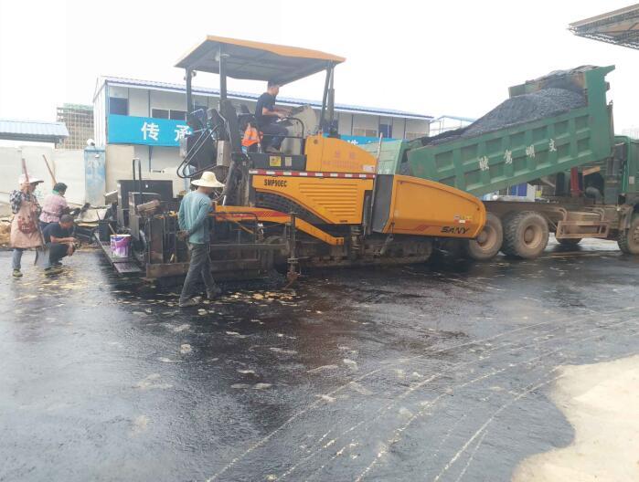 南宁沥青混凝土专业施工-声誉好的沥青混凝土供应商当属南宁丽美地