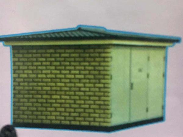 高性价勾缝全贴文化石箱体推荐,小巧的值班室箱体