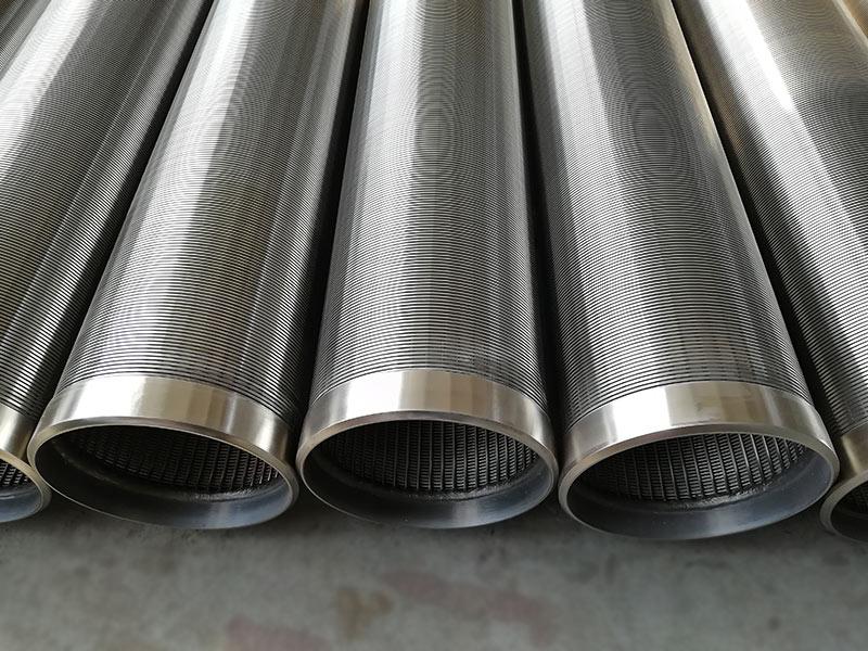 哪里能买到价格合理的绕丝滤水管,山东不锈钢绕丝管