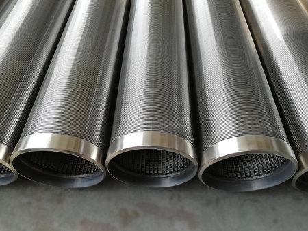 不锈钢绕丝管价格|大量供应热卖的绕丝滤水管