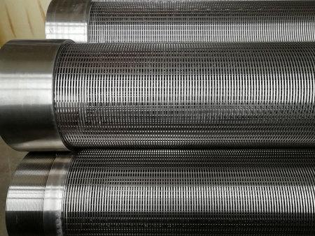 不锈钢绕丝管价格|欧亿石油绕丝滤水管厂家直销