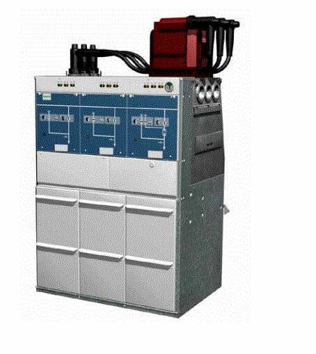 施耐德RM6-SPlus12kV氣體絕緣開關設備大容量