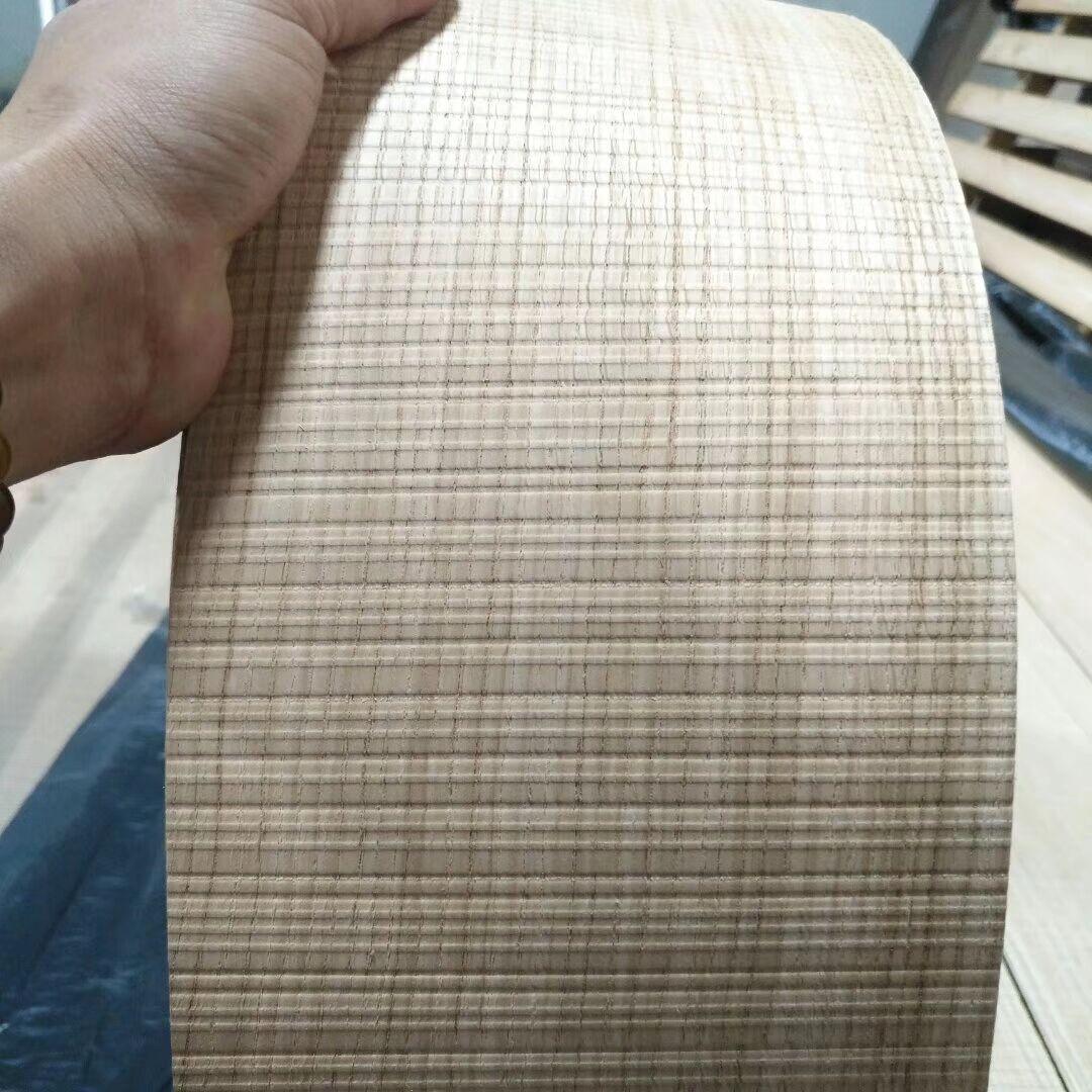 优良的85丝锯齿纹欧橡木皮尽在东莞景盛木业,橡木锯齿纹木皮代理