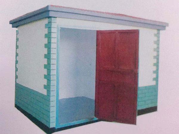 电气消防沙屋