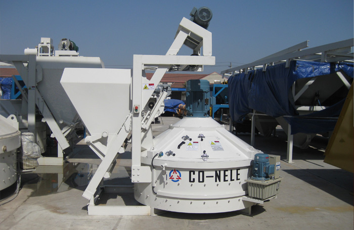 盐城立轴行星式搅拌机应用在人造大理石中