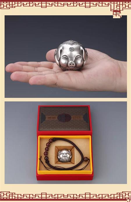 广东高性价猪年礼品供应——天津猪年礼品定制