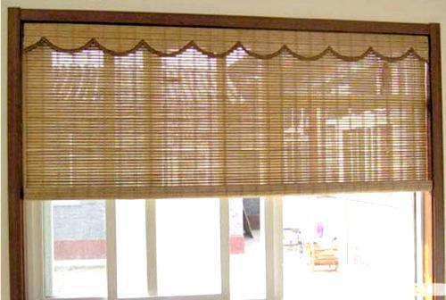 咸阳竹帘卷帘品牌-供应超值的竹窗帘