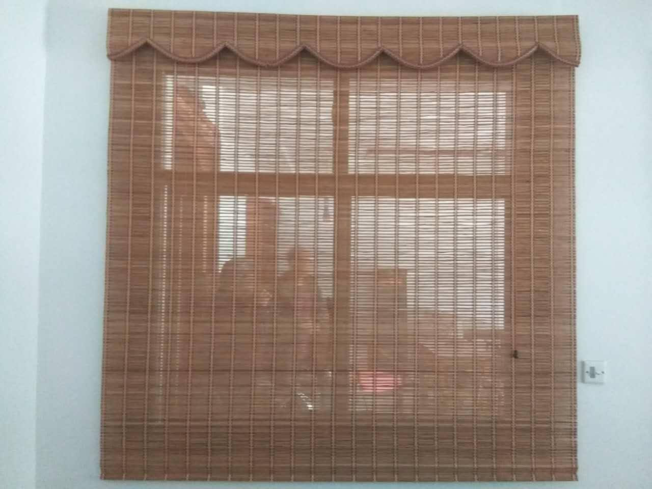 临潼印花竹窗帘哪家好-有品质的渭南竹窗帘厂家推荐