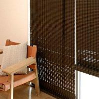 日式竹窗帘加盟_供应实用的延安竹窗帘