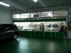 榆林洗車房浴簾定制-西安價位合理的延安洗車簾批發