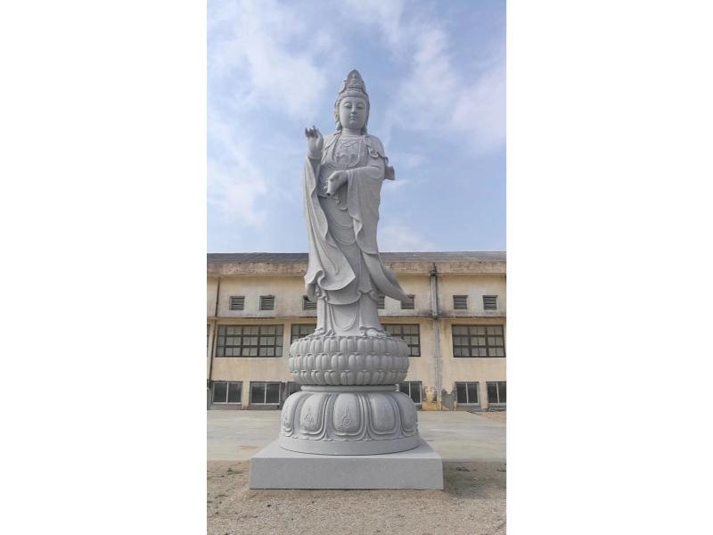 技艺精巧的佛像雕刻推荐_佛像石雕供应商