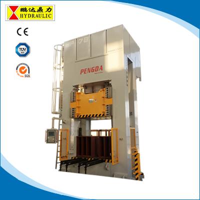 用于樹脂和復合材料的復合材料壓機-選購YP78玻璃鋼制品液壓機就到鵬達液壓機