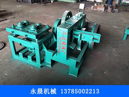 【永晨】山东自动送料圆钢切断机价格+天津加工厂家