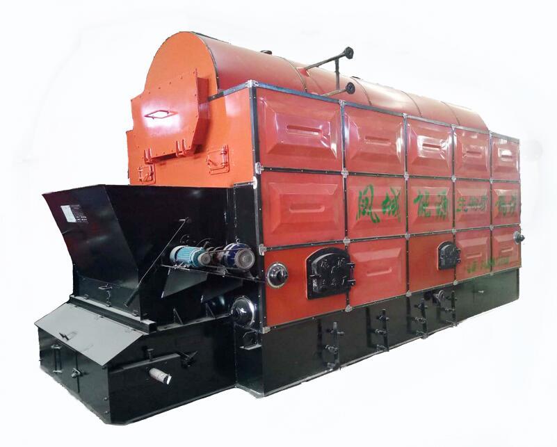 DZL(G)卧式生物质蒸汽锅炉