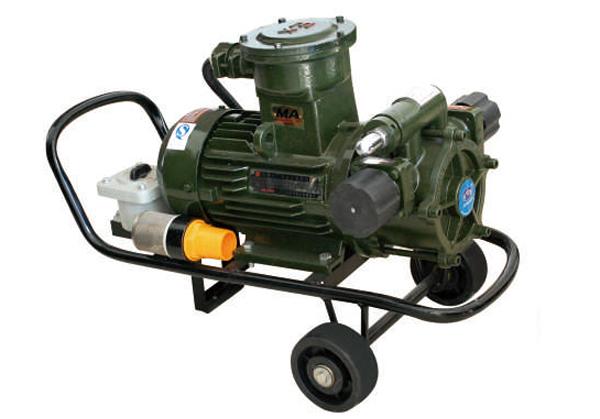 为您推荐超值的防爆滑片泵,气动机油泵