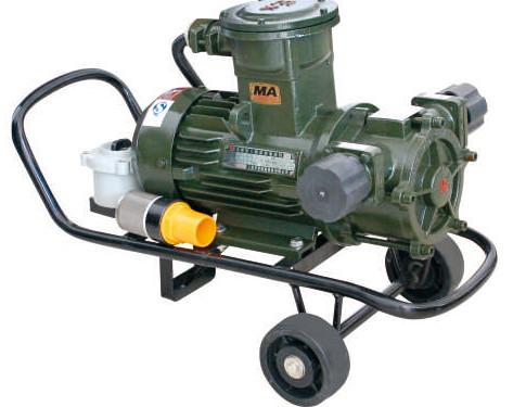 凤城市军民石油机械供应高质量的防爆滑片泵_油泵电机生产厂家