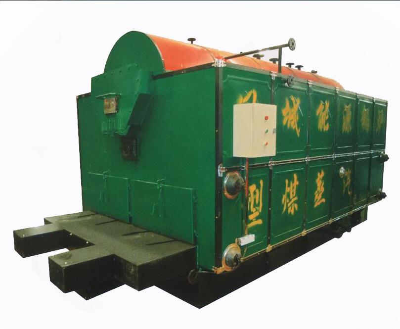 DZH系列型煤环保蒸汽锅炉