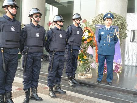 延安大型活動安保人員比例-陜西龍衛為客戶提供有品質的大型活動安保
