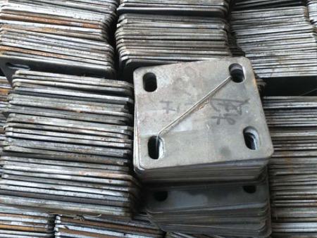 紧固件专家 标准钢板预埋件-定制钢板预埋件