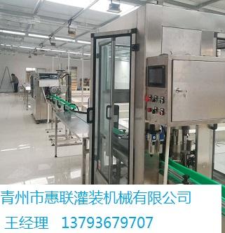 白酒灌装设备多少钱白酒自动灌装生产线多瓶型多容量