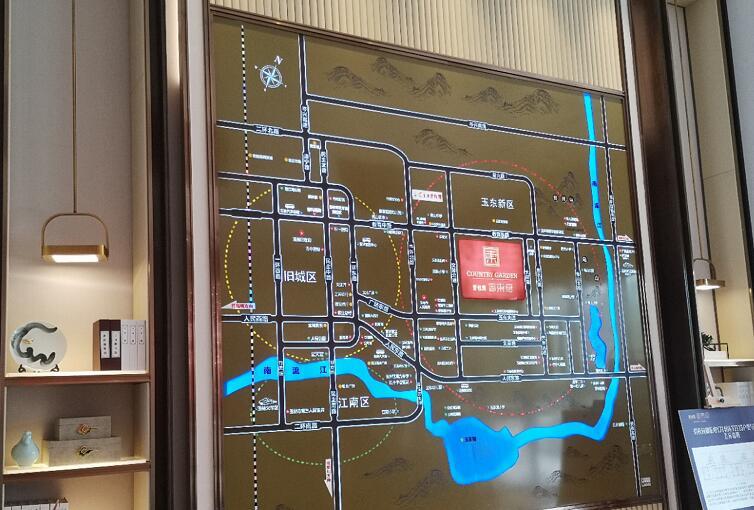 柳州建筑模型制作公司——玉林区域模型制作公司