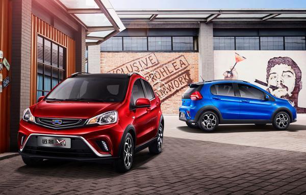 选实惠的吉利远景X1就到佳通汽车销售服务,远景X1在贺州哪里有卖
