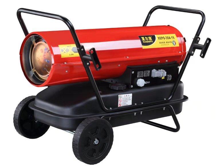 推荐沈阳优质的燃气取暖器,辽阳工业取暖器