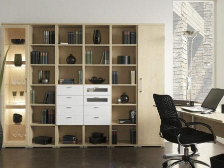 买品质好的书柜优选志尚家居,惠州书柜
