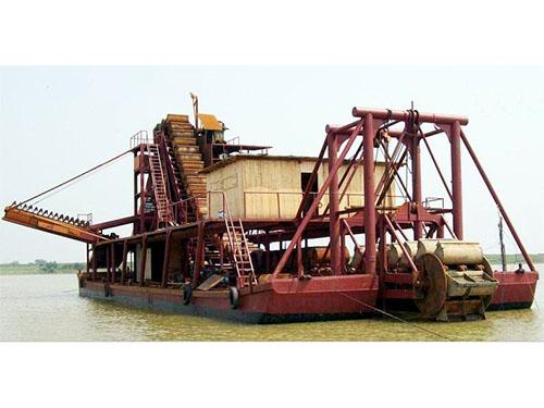 潍坊哪里有好的挖沙船,山东挖沙船