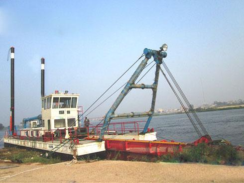 【推荐】瀚洁环保供应挖泥船-挖泥船价格
