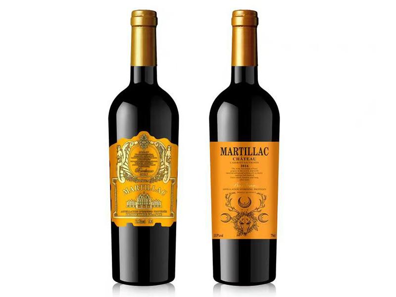 烟台具有口碑的玛蒂亚克·法国酒庄干红·美乐干红2016供应商-进口有机干红厂家