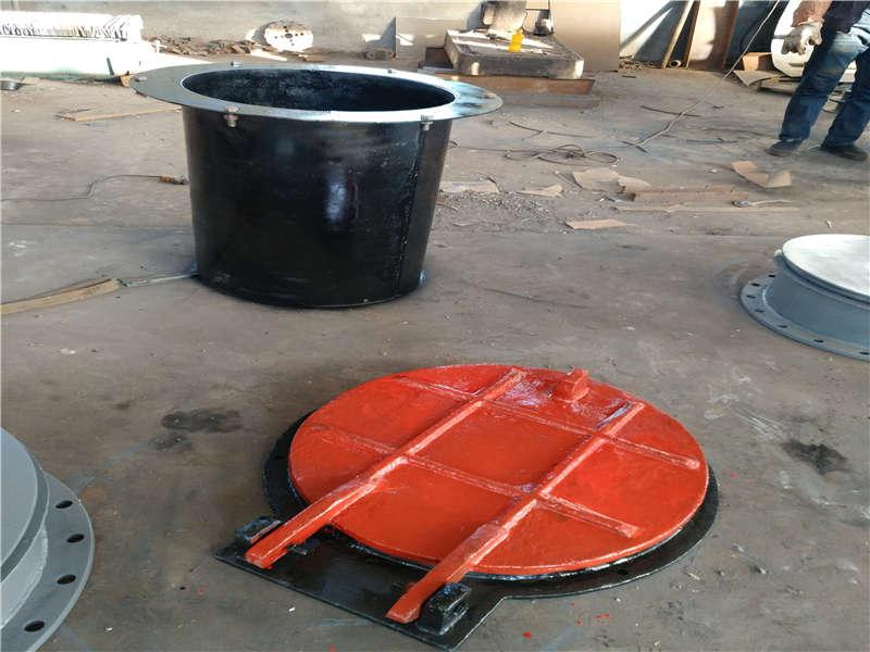 衡水品牌好的铸铁水渠拍门哪个厂家好直销——拍门厂家