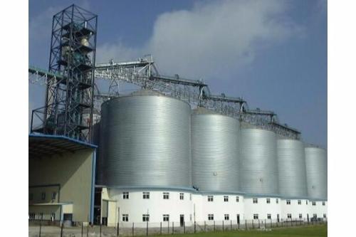 北京水泥钢板储罐施工-北京水泥钢板存储罐