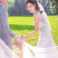 宁波镇海婚纱摄影 婚庆公司 宝宝百日照 个性写真