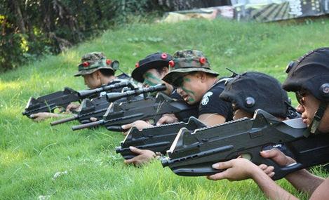 【拓展就找】廣東可靠的團隊素質拓展訓練公司